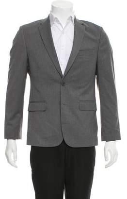 Calvin Klein Collection Two-Button Notch-Lapel Blazer