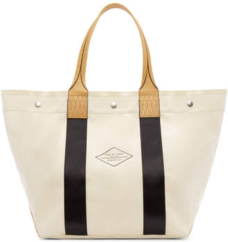 Rag & Bone Beige Canvas 425 Tote