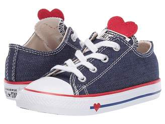 Converse Chuck Taylor All Star Denim Love - Ox (Infant/Toddler)