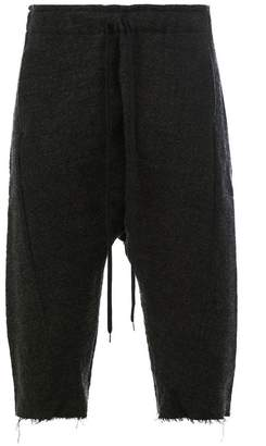 Individual Sentiments drawstring cropped trousers