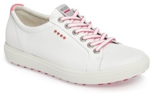 Women's Ecco Casual Hybrid Water Resistant Golf Sneaker $159.95 thestylecure.com