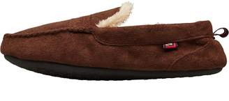 89570e0f84b Ben Sherman Four Seasons Moccasin Slippers Chocolate