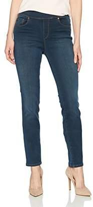 Gloria Vanderbilt Women's Avery Slim Pull on Jean