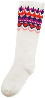 Crazy 8 Crazy8 Fair Isle Socks