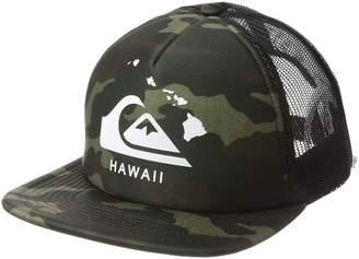 d563ff66 at Amazon Canada · Quiksilver Men's HI Grinder Trucker HAT