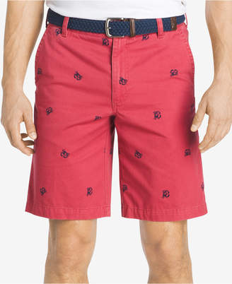 IZOD Men's Novelty Printed Cotton Shorts $60 thestylecure.com