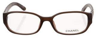 Chanel Quilted Eyeglasses