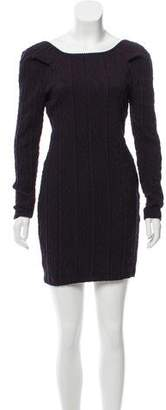 7 For All Mankind Long Sleeve Knit Dress w/ Tags