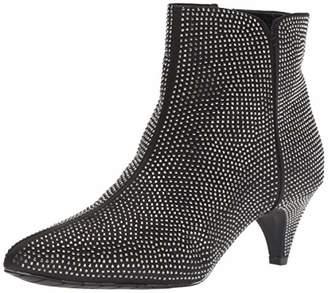 Kenneth Cole Reaction Women's Kick Bit Kitten Heel Bootie Ankle Boot