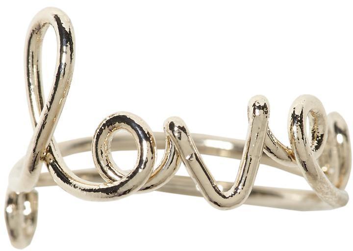 Pim + Larkin Love Ring