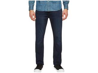 Paige Federal Slim Straight Leg Soft Comfort Stretch in Russ