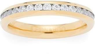 Leonardo Jewels Women ring Basico stainless steel glass transparent size 53 (16.9) - 015710