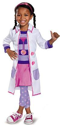 Disguise Doc McStuffins Toy Hospital Classic Costume for Toddler