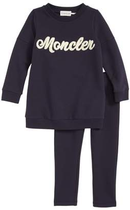 Moncler Sweatshirt & Leggings Set
