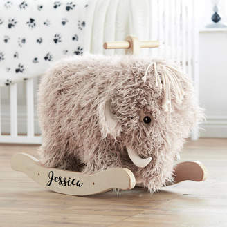 Simply Colors Personalised Rocking Mammoth