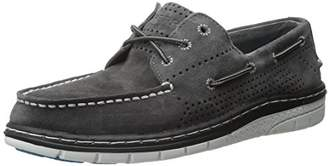Sperry Men's Billfish Ultralite Perf Suede Boat Shoe