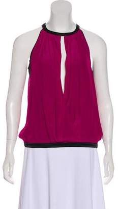 Ramy Brook Sleeveless Halter Top w/ Tags