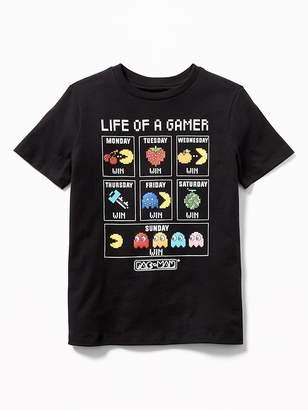 """Old Navy Pac-Man® """"Life of A Gamer"""" Tee for Boys"""