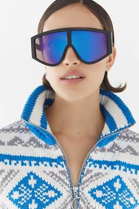 Urban Outfitters Blaze Sport Shield Sunglasses