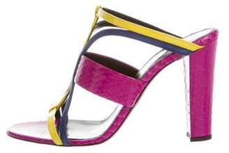 Oscar de la Renta Lonni 100 Sandals w/ Tags