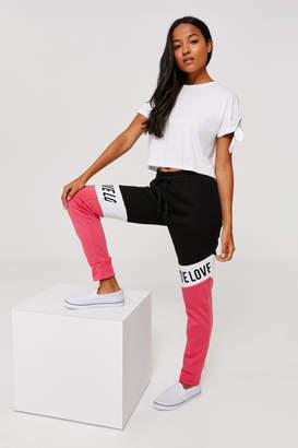 Ardene Color Block Sweatpants