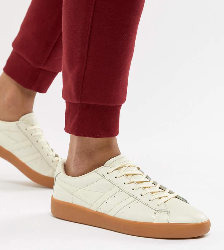 Gola Geo-Tribal Leather Sneaker