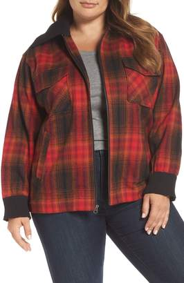 BP Plaid Barn Jacket