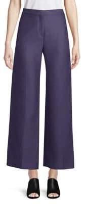 Valentino Wide-Leg Dress Pants