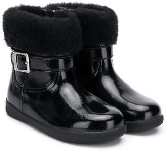 UGG (アグ) - Ugg Australia Kids round toe boots