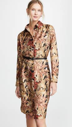 Salvatore Ferragamo Patterned Shirtdress
