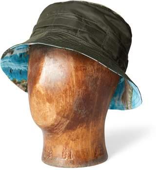Ralph Lauren Reversible Packable Bucket Hat