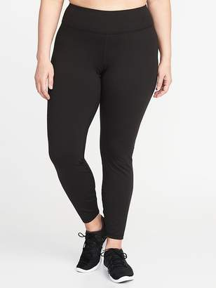 Old Navy High-Rise Plus-Size Compression Leggings