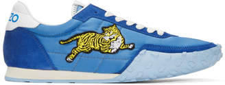 Kenzo Blue Move Sneakers
