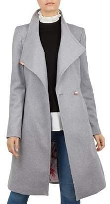Ted Baker Sandra Long Wrap Coat