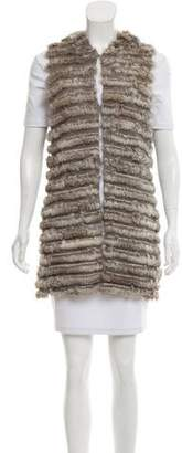 Alice + Olivia Knit Fur