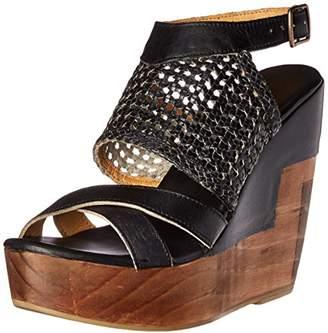 Bed Stu Women's Petra Wedge Sandal $160 thestylecure.com