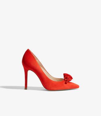 Karen Millen Ruffled Court Shoes