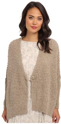 Free People Breeze Cardi Sweater $128 thestylecure.com
