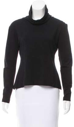Diane von Furstenberg Wool Turtleneck Sweater