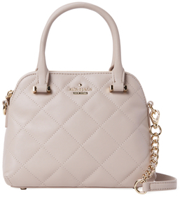 Kate SpadeEmerson Place Maise Small Quilted Leather Satchel