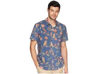 Volcom Broha Short Sleeve Woven Top Men's Clothing