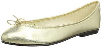 French Sole India Leather, Women's Ballet Flats,(40 EU)