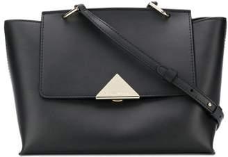 Emporio Armani flap crossbody bag