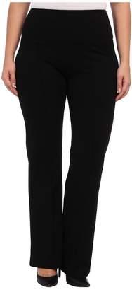 Lysse Plus Side Ponte Wide Leg 14100 Women's Casual Pants