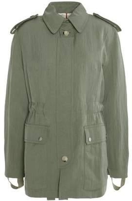 Helmut Lang Canvas-Slub Jacket
