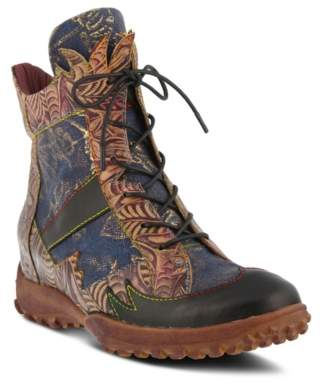 Spring Step L'artiste By Ileana Combat Boot