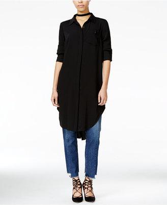 RACHEL Rachel Roy Tunic Shirt, Only at Macy's $109 thestylecure.com