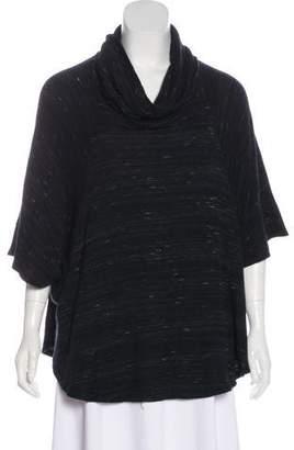 Soft Joie Stina Mélange Cowl Neck Sweatshirt