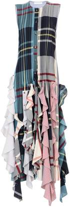 J.W.Anderson 3/4 length dresses
