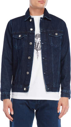 Han Kjobenhavn Dark Wash Base Jean Jacket